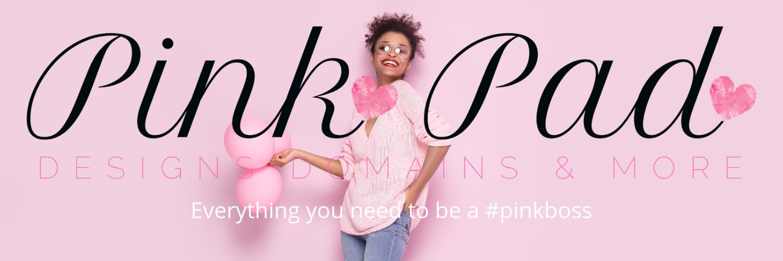 Pink Pad Domains